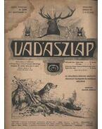 Vadászlap 1917. szept. 15. - Sugár Károly (szerk.)