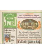 Nemzeti Sport 1994. május V. évfolyam (hiányos) - Gyenes J. András