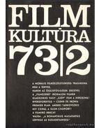 Filmkultúra 73/2 - Sallay Gergely (szerk.)