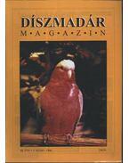 Díszmadár magazin 1996. év. (teljes) - Kovács Géza