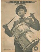 Magyar Szárnyak 1943. 13. szám július - Jánosy István