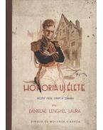 Honoria új élete - Dánielné Lengyel Laura