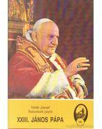 XXIII. János pápa - Török József