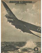 Magyar Szárnyak 1943. 14. szám július - Jánosy István