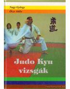 Judo Kyu vizsgák - Nagy György, Ősze Attila