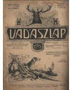 Vadászlap 1917. október 15. - Sugár Károly (szerk.)