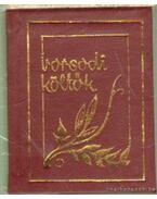 Borsodi költők (számozott) (mini) - Szabó Gyula, Urszin sándor