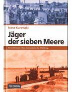 Jager der Sieben Meere - Kurowski, Franz