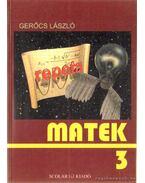 Repeta matek 3. - Gerőcs László