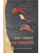 A nyugati hadszíntér - Cooper, Alfred Duff