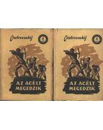 Az acélt megedzik I-II kötet - Osztrovszkij, Alekszandr Nyikolajevics