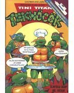 Tini Titán Teknőcök 1993/9. december 26. szám - Clarrain, Dean