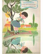 Kisdobos 1964. június 6. szám - Gergely Márta