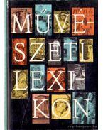 Művészeti lexikon III. kötet (L-Q) - Genthon István, Zádor Anna