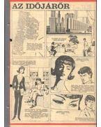 Az időjárőr 1982. (36-47. szám 12. rész) - Hunyadi Csaba, Poul Anderson