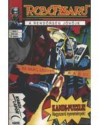 Robotzsaru 1992/1. 5. szám - Grant, Alan