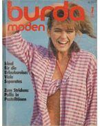 Burda moden 1984./7. Juli (német nyelvű) - Ingrid Küderle (szerk.)