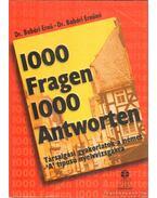 1000 Fragen 1000 Antworten - Dr. Babári Ernő, Dr. Babári Ernőné
