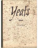 Versek - William Butler Yeats