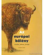 Az európai bölény - Kovács Zsolt