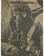 Magyar Szárnyak 1943. 6. szám március - Jánosy István