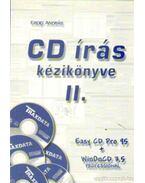 CD írás kézikönyve II. - Erdei András