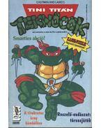 Tini Titán Teknőcök 1992/7. augusztus 13. szám - Clarrain, Dean