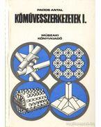 Kőművesszerkezetek I-II. - Pados Antal