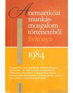 A nemzetközi munkásmozgalom történetéből - Harsányi Iván, Jemnitz János, Székely Gábor
