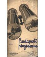 Budapesti program - Mátéka Béla