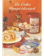 Dr. Oetker ünnepi édességek 1995/3 - Oetker dr.