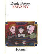 Zsivány - Deák Ferenc