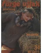 Fürge ujjak 1995. év 10-11. szám - Soós Éva (szerk.)