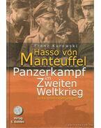 Hasso von Manteuffel - Kurowski, Franz