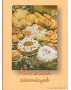 Sült tészták, sütemények - Boruzsné Jacsmenik Erika, Boruzs János