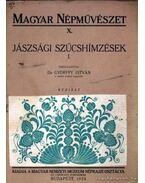 Jászsági szűcshímzések 1. - Győrffy István