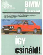 BMW 5-sorozat - Etzold, Hans-Rüdiger