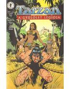 Tarzan - A gyűlölet légiója 1998/1. - Gross, Allan