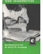 Bútorasztalos és díszítő munkák - Czagány Lajos