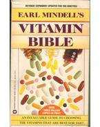Vitamin Bible - Mindell, Earl