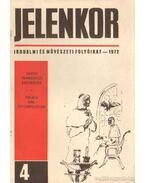 Jelenkor 1972/4 - Pákolitz István