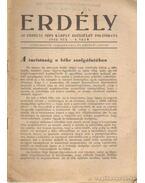 Erdély 1946. tél 4. szám - Erdélyi Sándor, Vámszer Géza