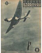 Magyar Szárnyak 1942. 7. szám április - Jánosy István