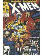 X-Men 1995/6. 27. szám - Claremont, Chris, Silvestri, Marc, Green, Dan, Simonson, Walter