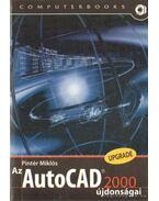 Az autoCAD 2000 újdonságai - Pintér Miklós