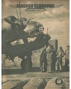 Magyar Szárnyak 1943. 21. szám november - Jánosy István