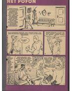 Hét pofon (Füles1979. 6-17. szám 1-12. rész) - Aszlányi Károly, Cs. Horváth Tibor