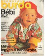 Special burda bébi divat tavasz/nyár 95. - Hajós Katalin