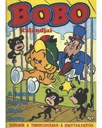 Bobo kalandjai 5. (A ketrec foglyai, Sikló Samu, Szőrmók a tobozcsatában, A nagytakarítás) - Mortimer, Lasse