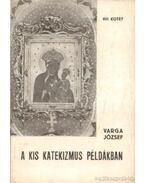 A kis katekizmus példákban VIII. kötet - Varga József